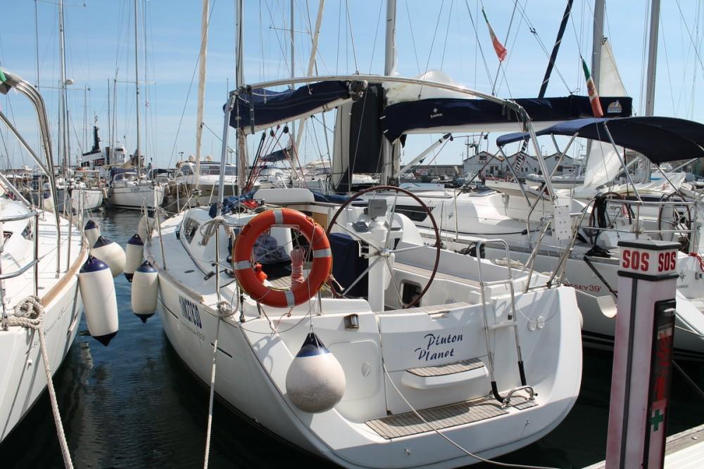 Noleggio barche Marsala economico Sun Odyssey 33i