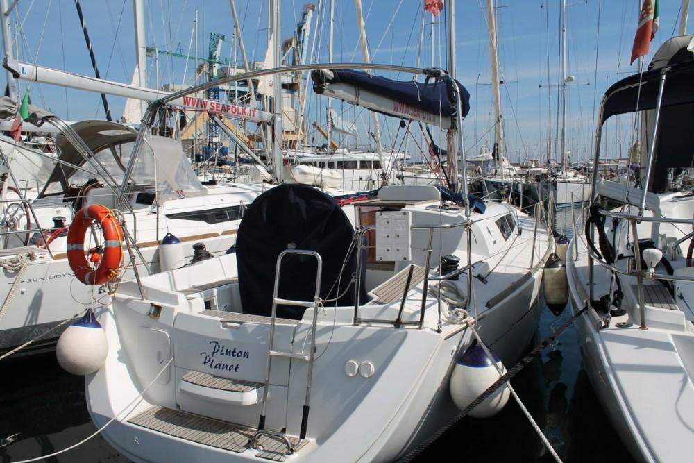 Noleggio yacht Marsala - Jeanneau Sun Odyssey 33i su SamBoat