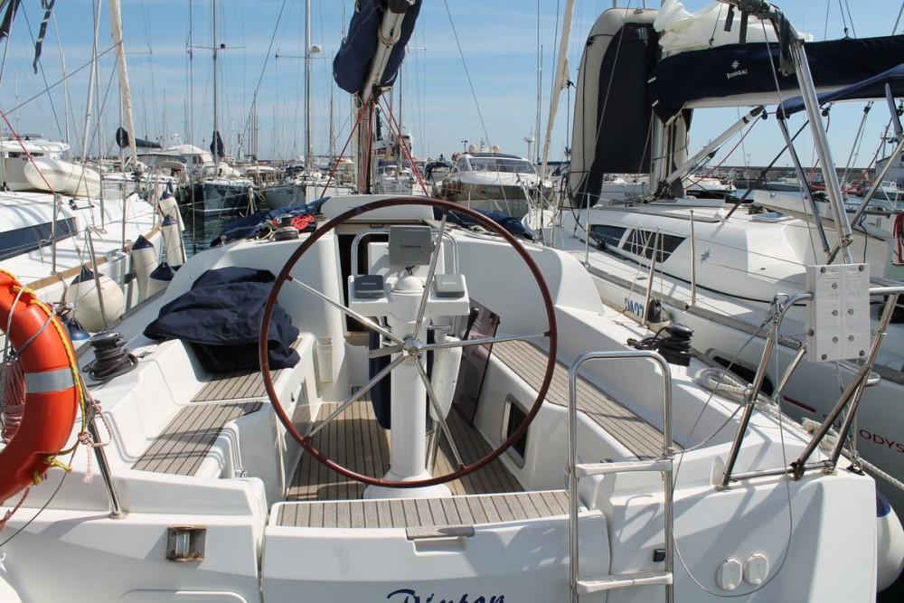 Jeanneau Sun Odyssey 33i tra personale e professionale Marsala