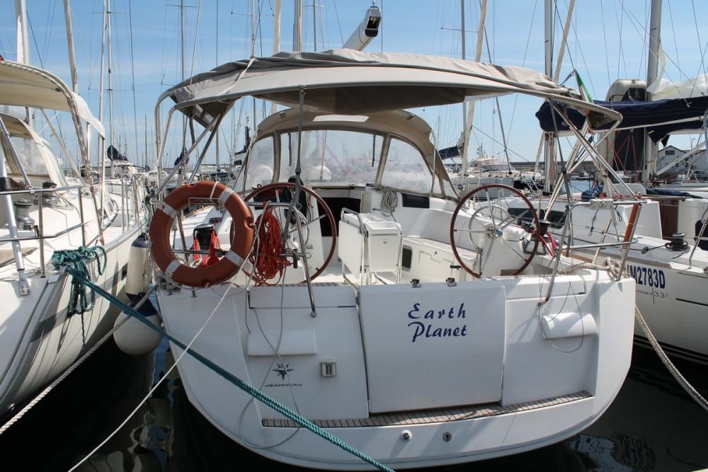 noleggio Barca a vela  - Jeanneau Sun Odyssey 439