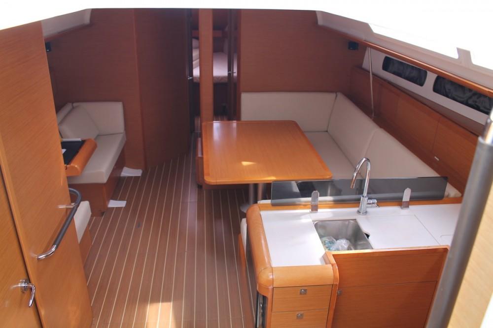 Noleggio barche  economico Sun Odyssey 439
