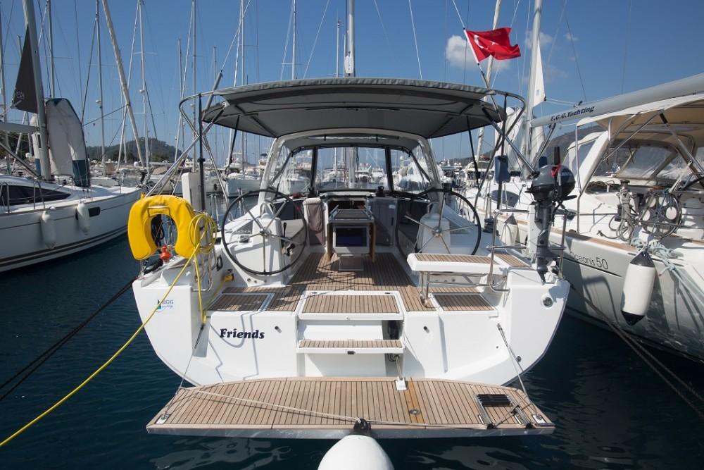 noleggio Barca a vela Göcek - Bénéteau Oceanis 41.1