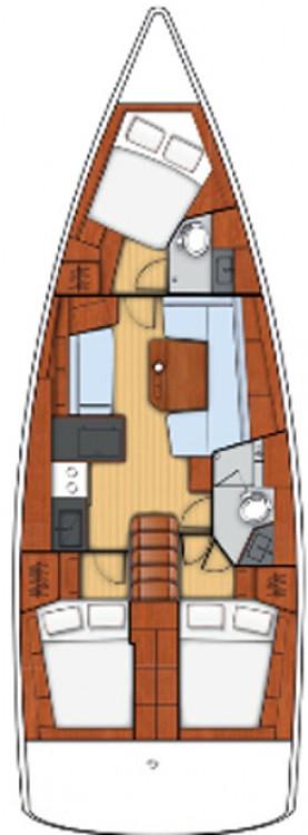 Barca a vela a noleggio Göcek al miglior prezzo