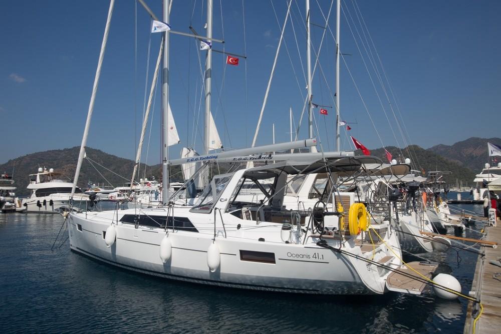 Noleggio Barca a vela con o senza skipper Bénéteau Göcek