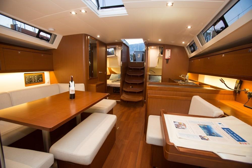 Noleggio barche Bénéteau Oceanis 45 Göcek su Samboat
