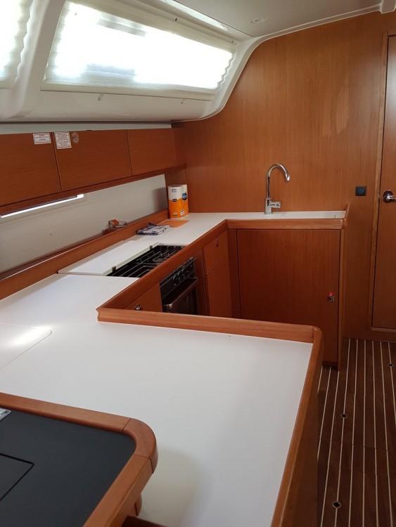 noleggio Barca a vela Kroatien - Bavaria Cruiser 51