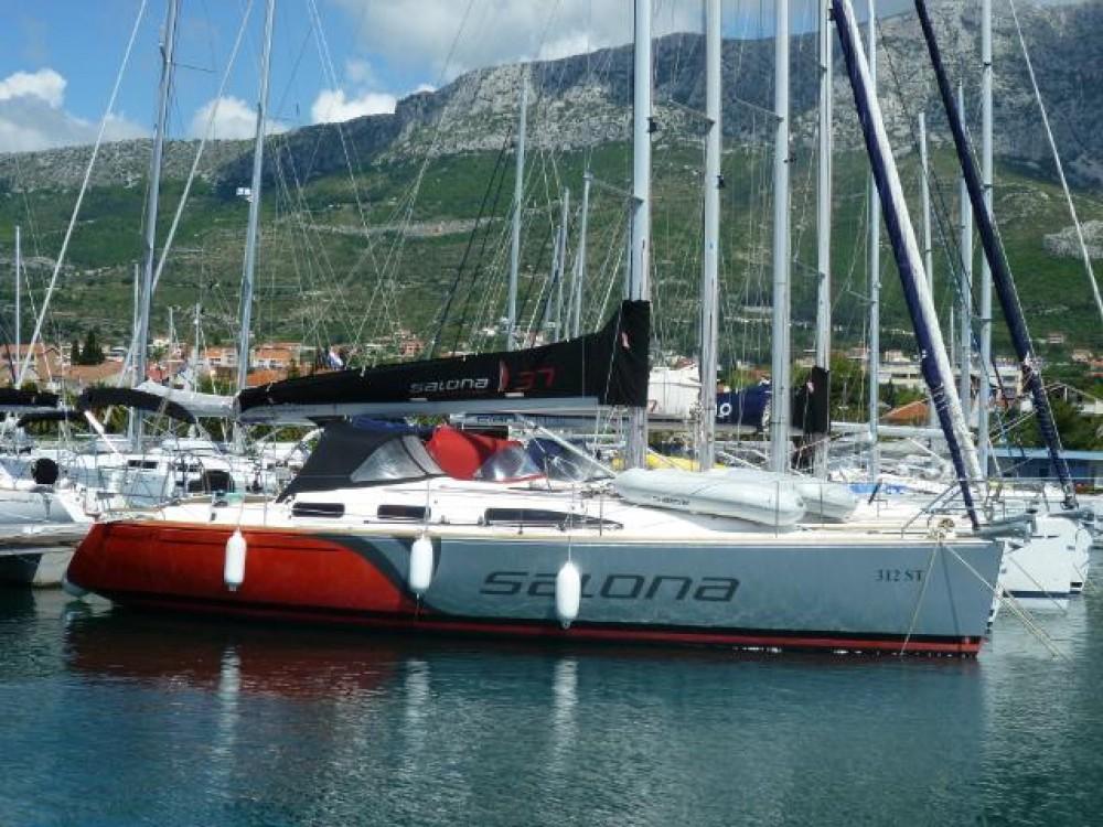 noleggio Barca a vela Croazia - Salona Salona 37