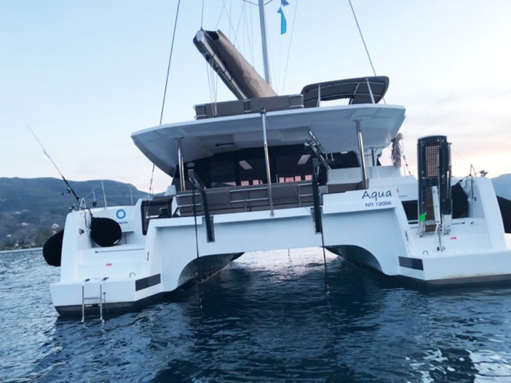 Noleggio yacht South Aegean - Fountaine Pajot Saona 47 su SamBoat
