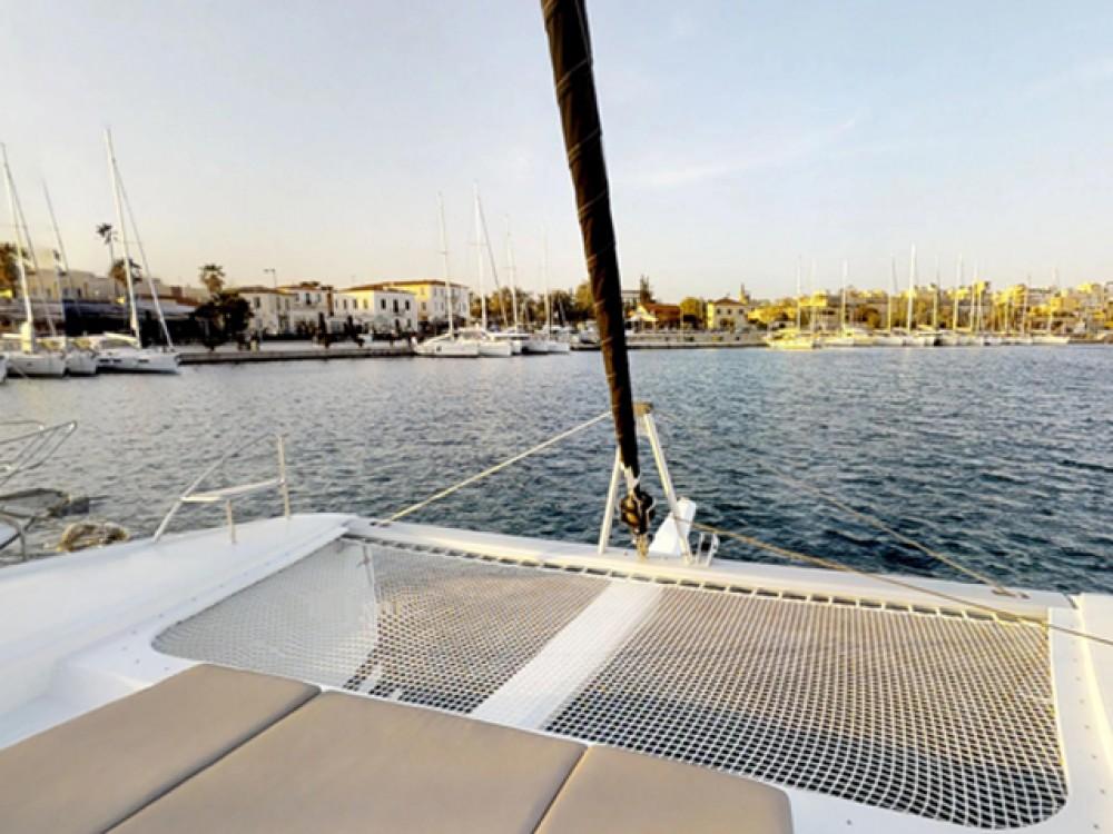 Noleggiare un'Fountaine Pajot Saona 47 South Aegean