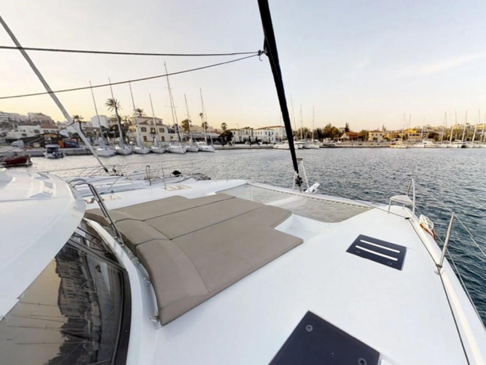 Noleggio Catamarano con o senza skipper Fountaine Pajot South Aegean
