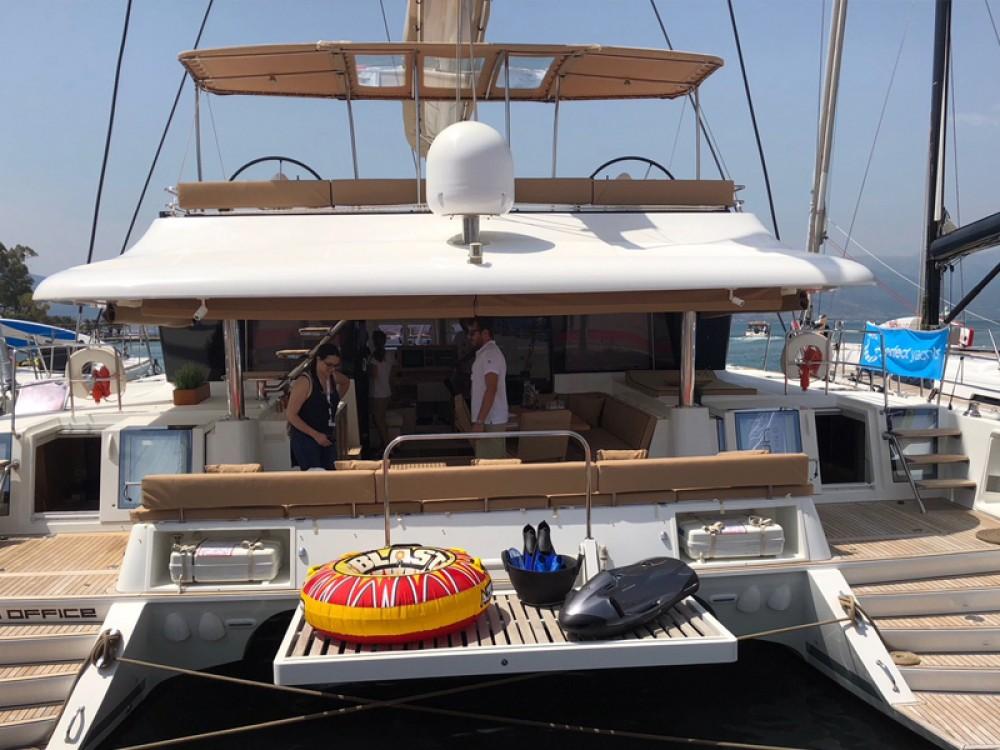 Noleggio Catamarano con o senza skipper Lagoon South Aegean
