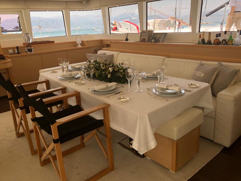 Noleggio yacht South Aegean - Lagoon Lagoon 620 su SamBoat