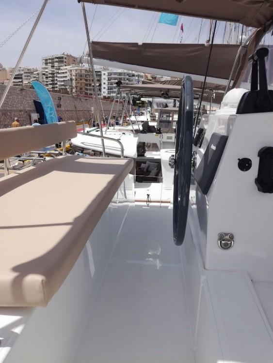 Noleggio Catamarano con o senza skipper Catana Phuket
