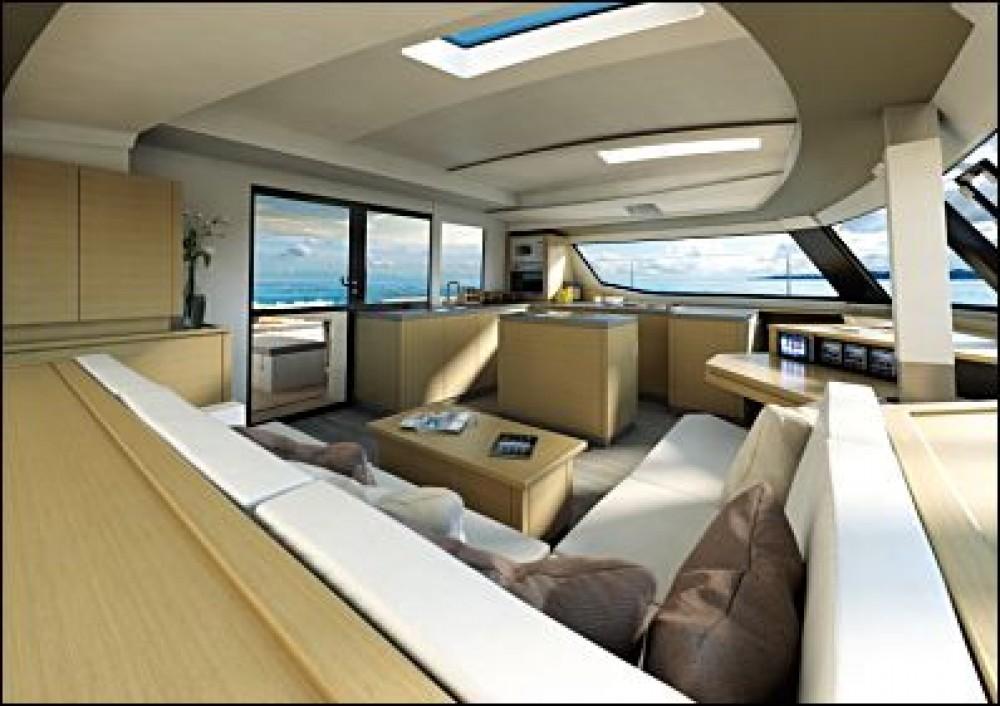 Noleggio Catamarano con o senza skipper Fountaine Pajot