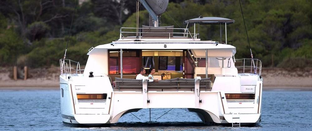Noleggio yacht  - Fountaine Pajot Saba 50 su SamBoat