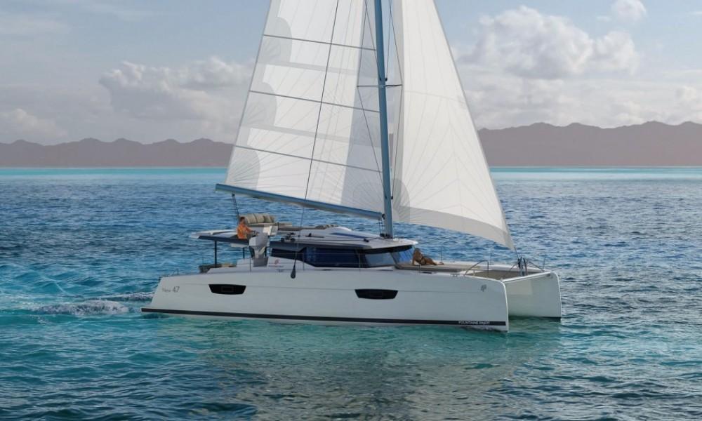 Noleggio yacht Phuket - Fountaine Pajot Saona 47 su SamBoat