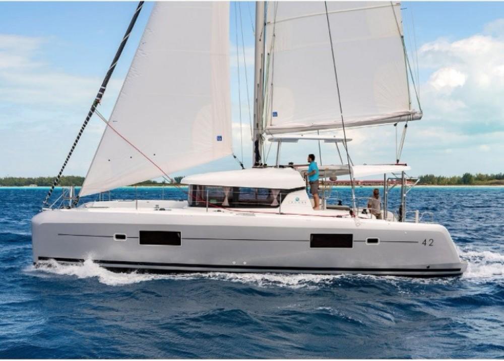 Noleggio yacht St. George's - Lagoon Lagoon 42 su SamBoat