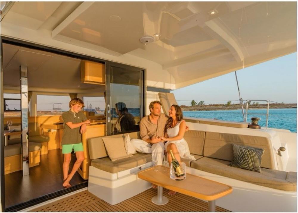 Noleggio Catamarano con o senza skipper Lagoon St. George's
