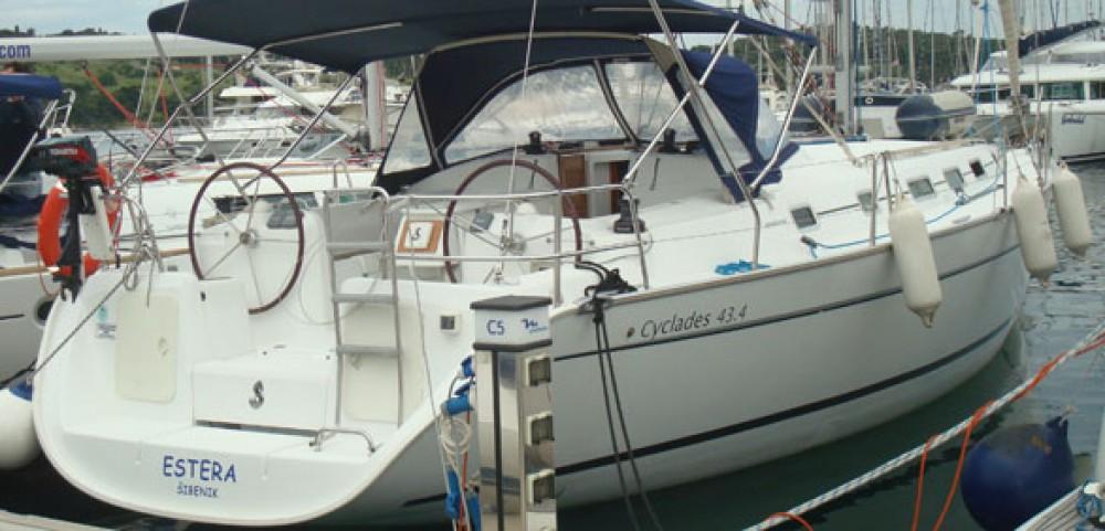 noleggio Barca a vela La Rochelle - Bénéteau Cyclades 434