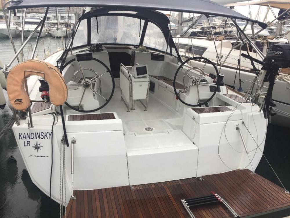 Noleggio barche Napoli economico Sun Odyssey 449