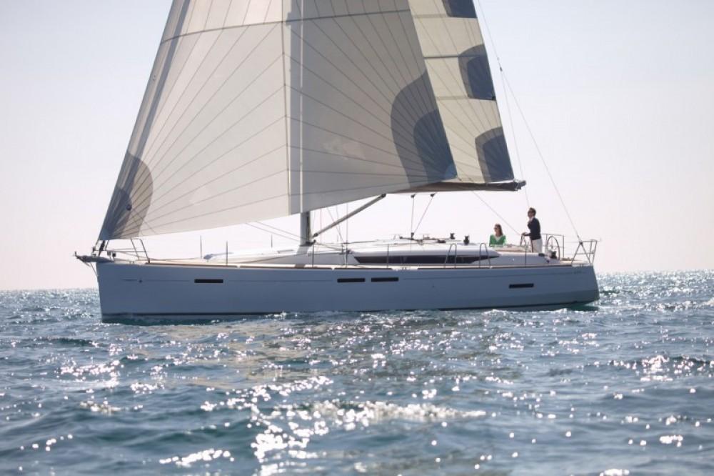 Noleggio barche Jeanneau Sun Odyssey 449 Napoli su Samboat