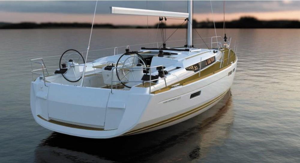 Noleggio barche Palma economico Sun Odyssey 469