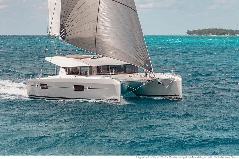noleggio Catamarano Tortola - Lagoon Lagoon 42