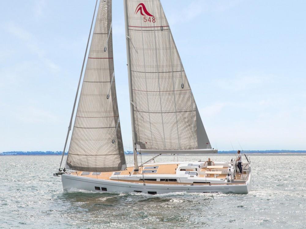noleggio Barca a vela Croazia - Hanse Hanse 548