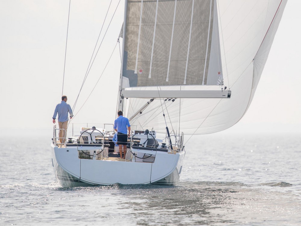 Noleggio yacht Croazia - Hanse Hanse 548 su SamBoat