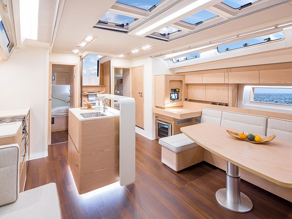 Noleggio yacht Croazia - Hanse Hanse 588 su SamBoat