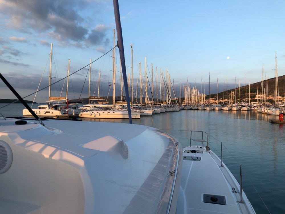 Noleggio yacht Tortola - Lagoon Lagoon 50 su SamBoat