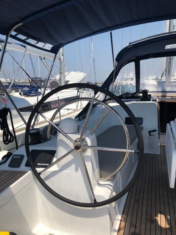 noleggio Barca a vela Peloponneso - Jeanneau Sun Odyssey 479