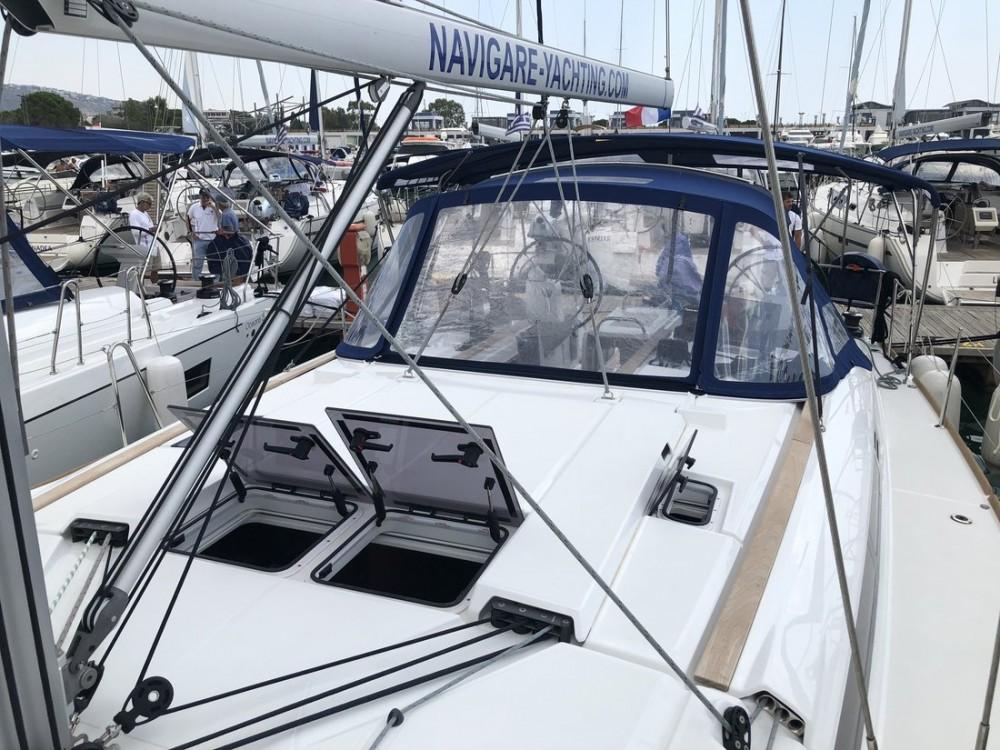 Noleggio barche Jeanneau Sun Odyssey 479 Peloponneso su Samboat