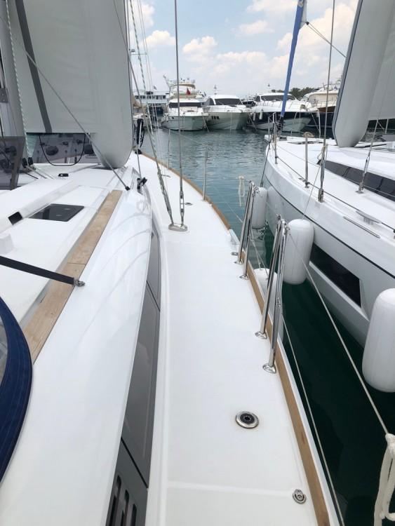 Noleggio barche Peloponneso economico Sun Odyssey 479