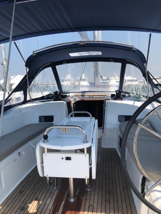 Noleggio yacht Peloponneso - Jeanneau Sun Odyssey 479 su SamBoat