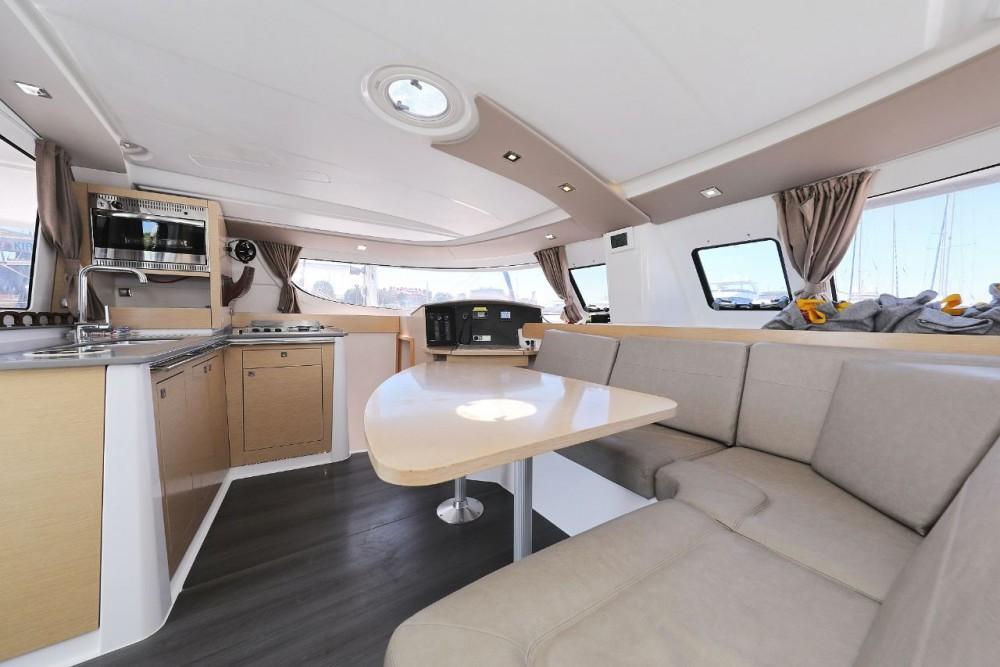 Noleggio barche Zara economico Lipari 41