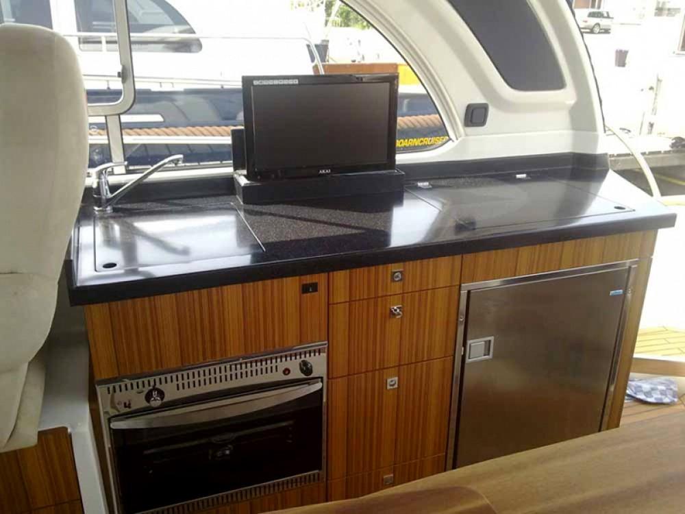 noleggio Barca a motore Sebenico - Marex Marex 370 ACC