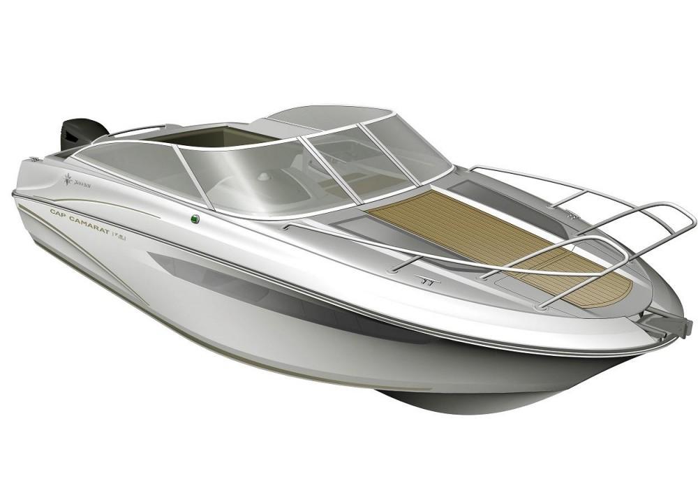 noleggio Barca a motore Traù - Jeanneau Cap Camarat 7.5 DC