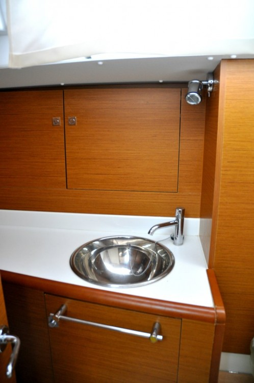 Noleggio yacht Campania - Jeanneau Sun Odyssey 419 su SamBoat
