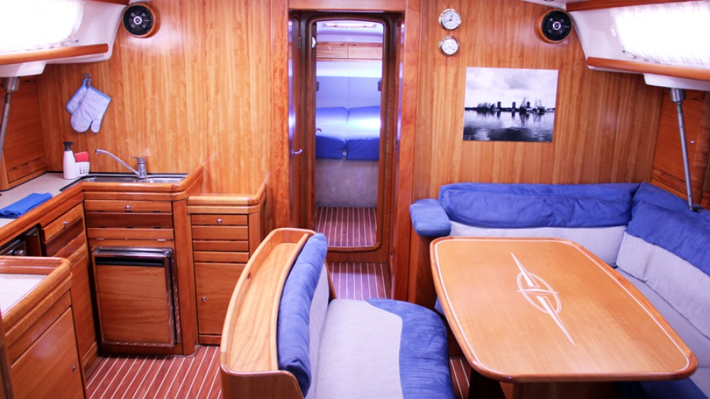 noleggio Barca a vela Préveza - Bavaria Bavaria 46 Cruiser