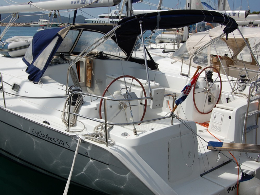 noleggio Barca a vela Sukošan - Bénéteau Cyclades 50.5