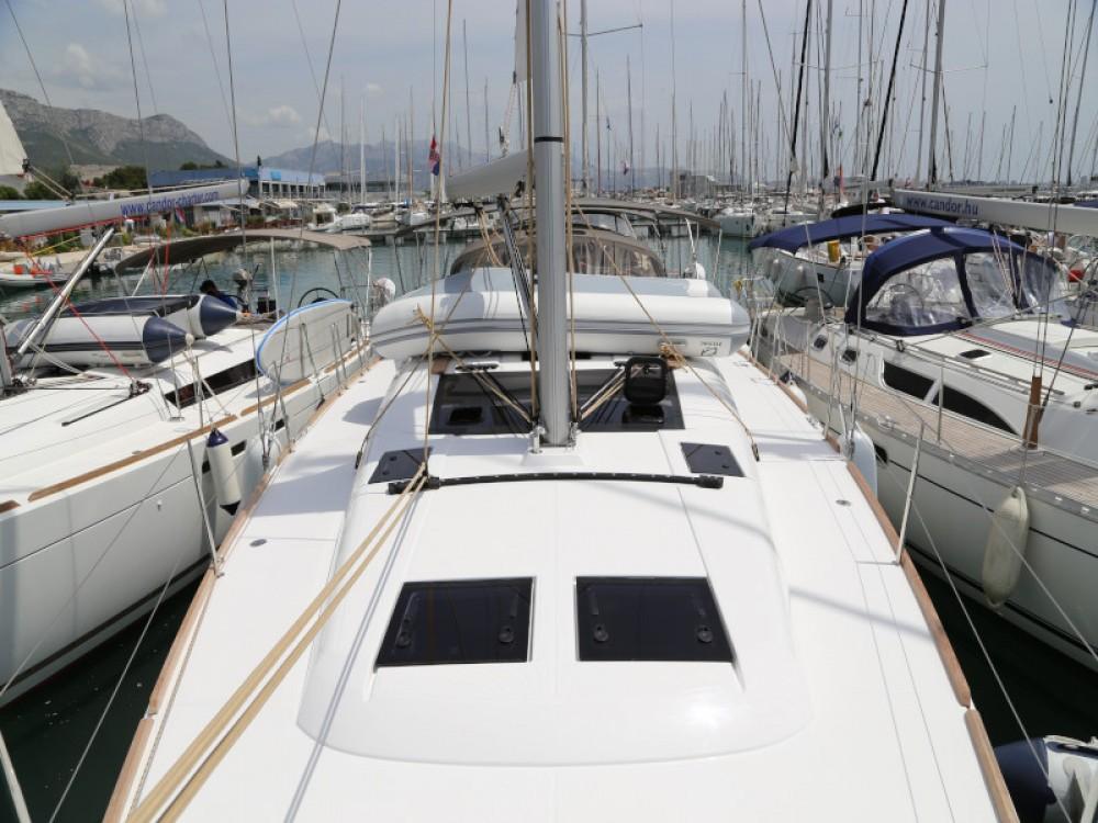 noleggio Barca a vela Castel Abadessa - Dufour Dufour 460 Grand Large