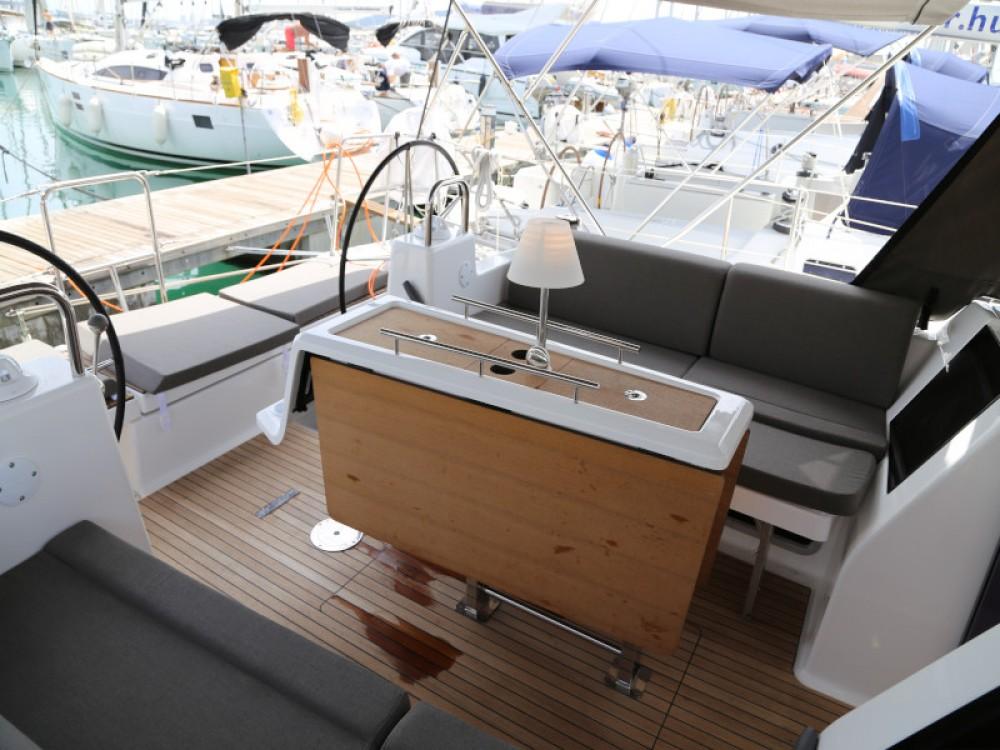Noleggio yacht Castel Abadessa - Dufour Dufour 460 Grand Large su SamBoat