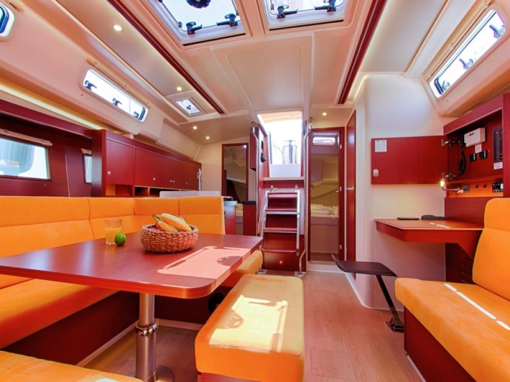Noleggio yacht Spalato - Hanse Hanse 455 su SamBoat