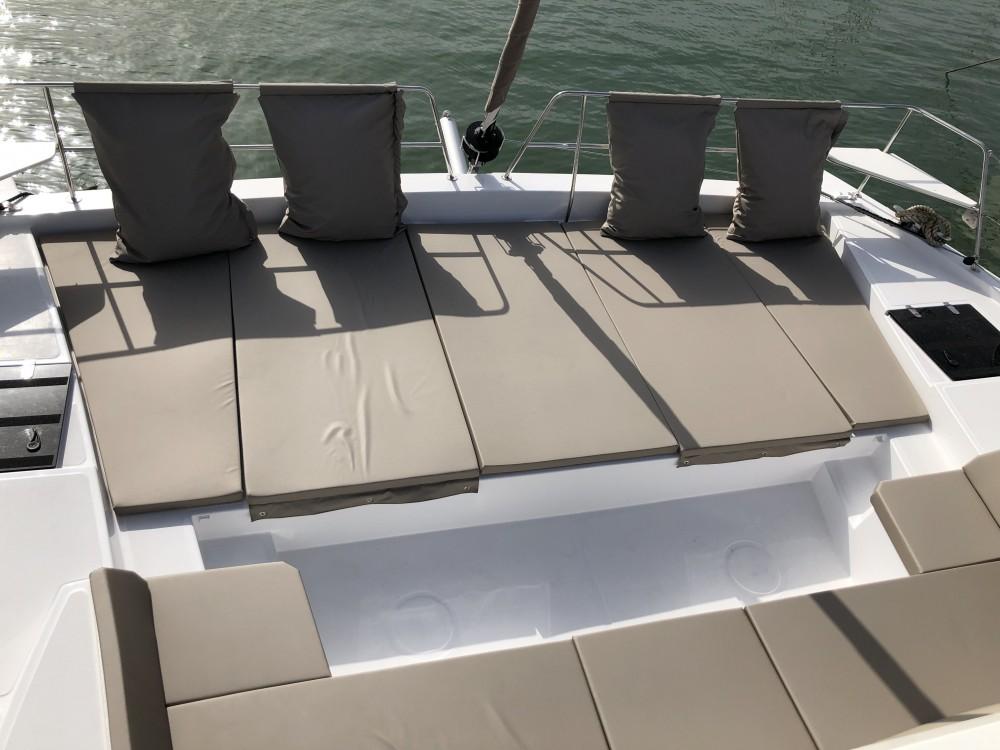 Noleggio barche Palermo economico Bali 4.5 Salina