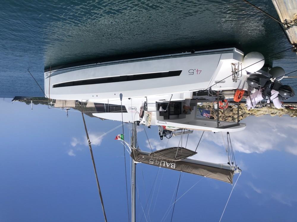 Noleggio Catamarano con o senza skipper Bali Palermo