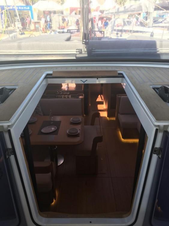 Noleggio barche Dufour Dufour 56 Exclusive Olbia su Samboat