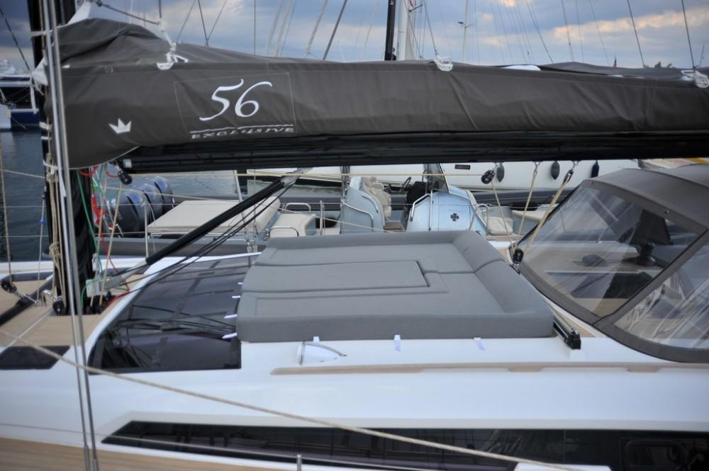 Noleggio yacht Olbia - Dufour Dufour 56 Exclusive su SamBoat