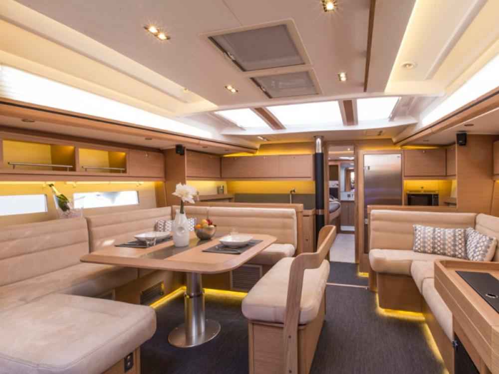 Noleggio barche Olbia economico Dufour 56 Exclusive