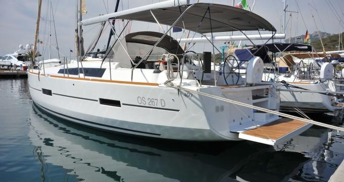 Noleggio Barca a vela con o senza skipper Dufour a Marina di Portisco